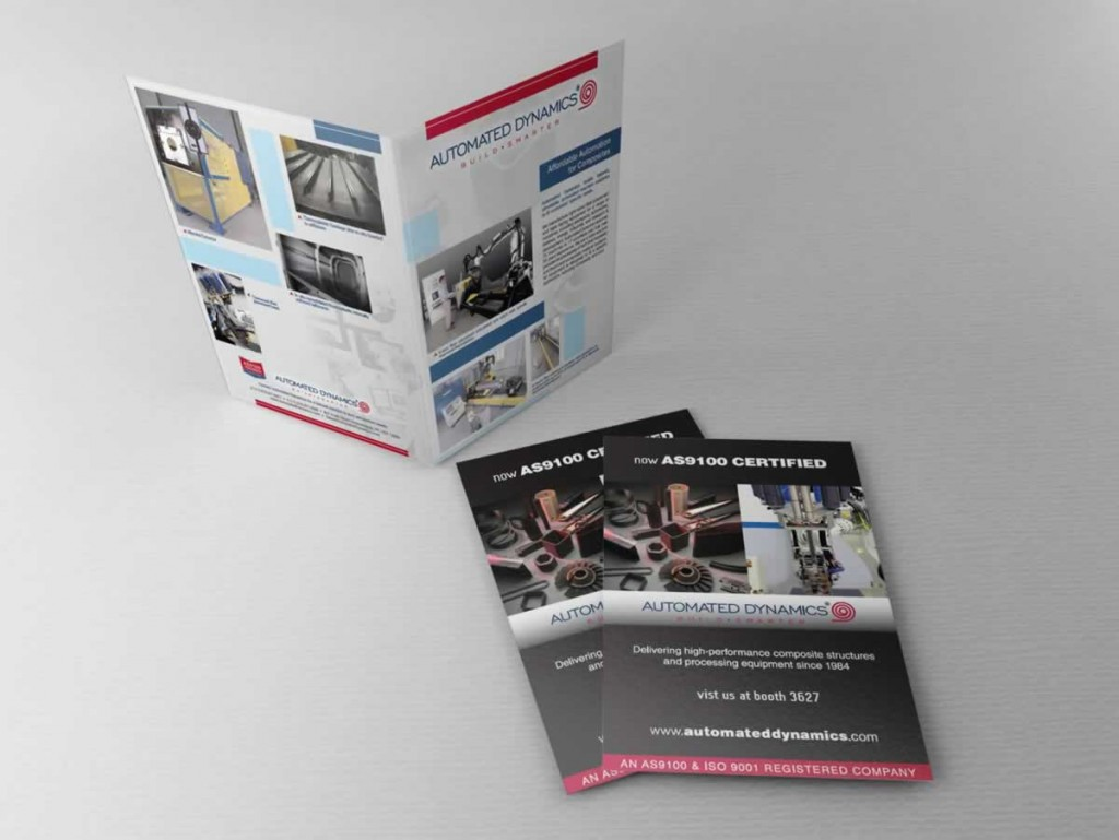 Low Cost Brochure and Marketing Collateral Design